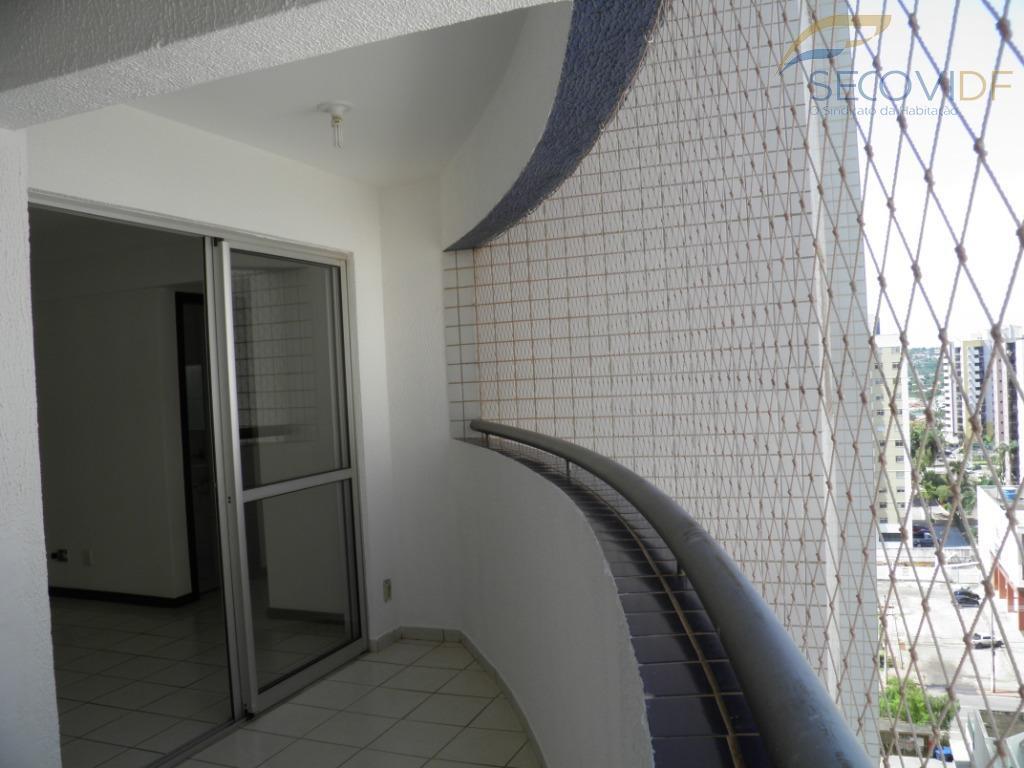 03 VARANDA (Residencial Itália, Rua Buriti, Águas Claras)