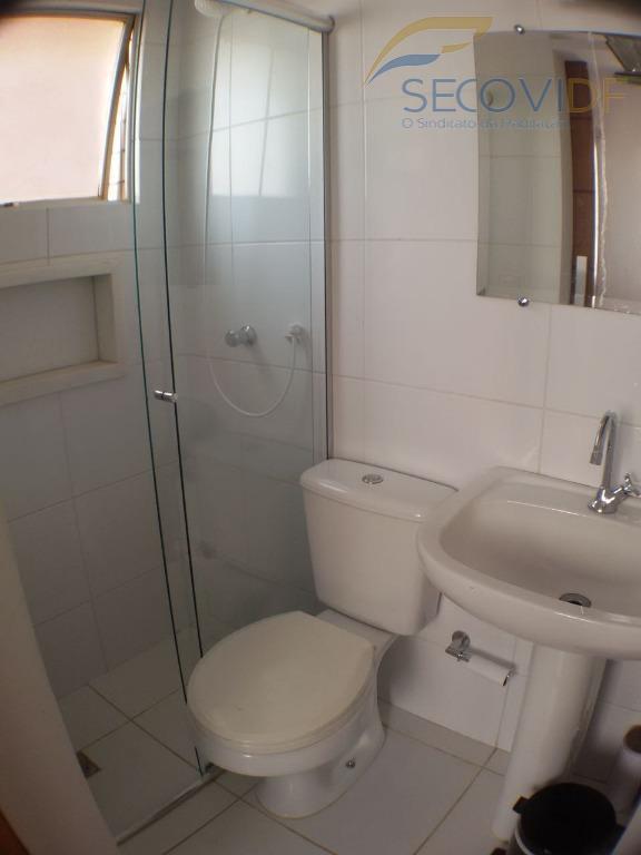 19 banheiro -  RUA 04/03 SUL RESIDENCIAL AGUAS CLARAS II