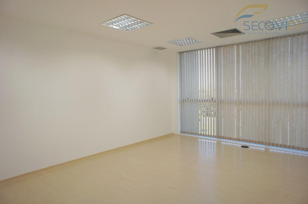 ed. via esplanada - excelente oportunidade - sala com 269,07m² de área privativa com 7 vagas...