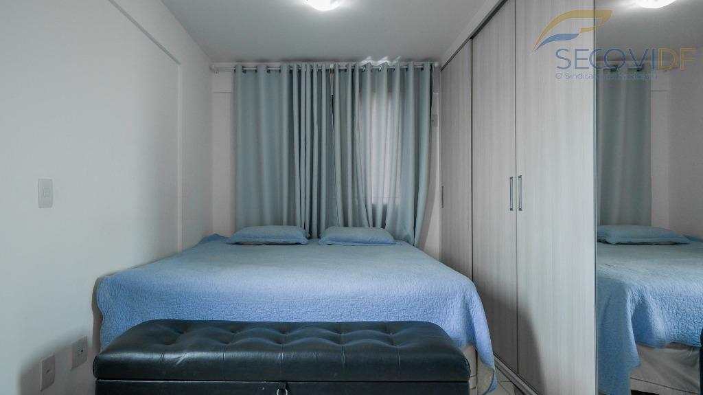que tal morar em uma cobertura no residencial dolce vitta no guará, em condomínio fechado com...