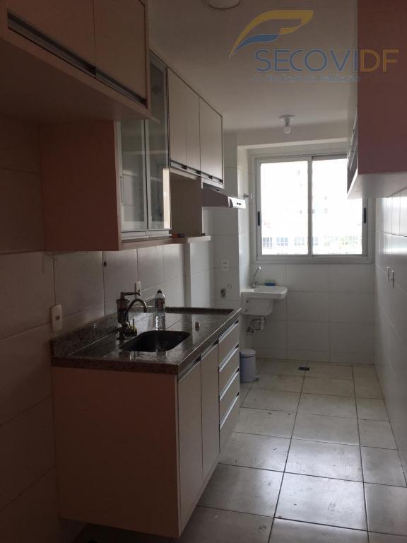 07 cozinha - QUADRA 201 FIRST