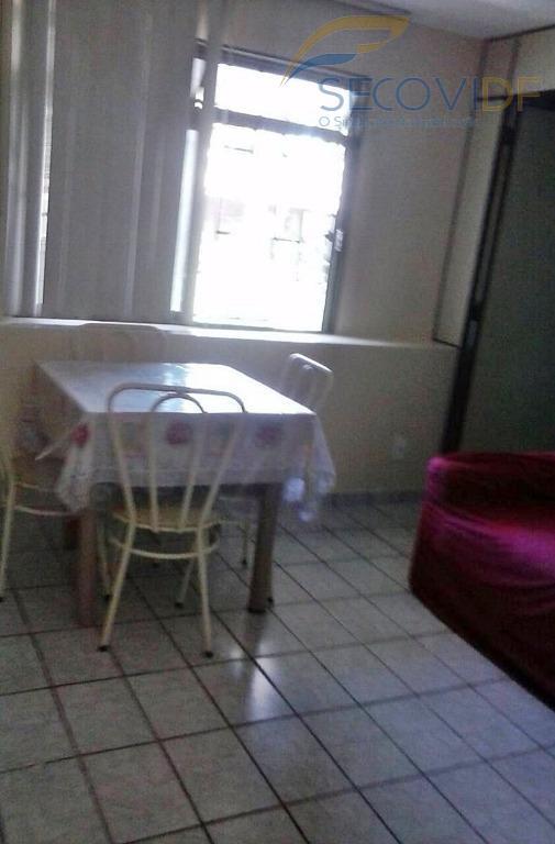 scrn qd. 714/715 ed. pedro asa norteapartamento quarto e sala, mobiliado, no primeiro andar em um...