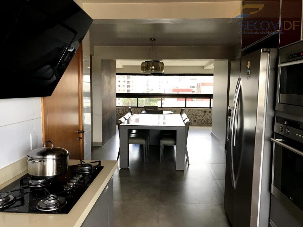 09 cozinha - QUADRA 204 QUATTRO MIRANTE RESIDENCE
