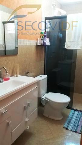 08 banheiro - QUADRA 03 CONJUNTO B CONDOMINIO PRIVE I