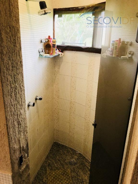 24 banheiro - SMPW QUADRA 26 POR DO SOL