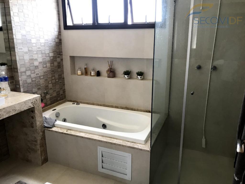 21 banheiro - QUADRA 204 QUATTRO MIRANTE RESIDENCE