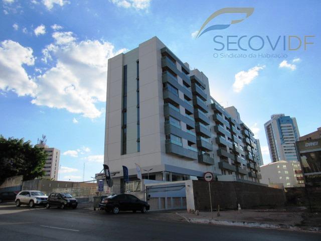 avenida jacarandá lote 47 - águas clarasprédio composto de 02 blocos a e b, elevador, 06...
