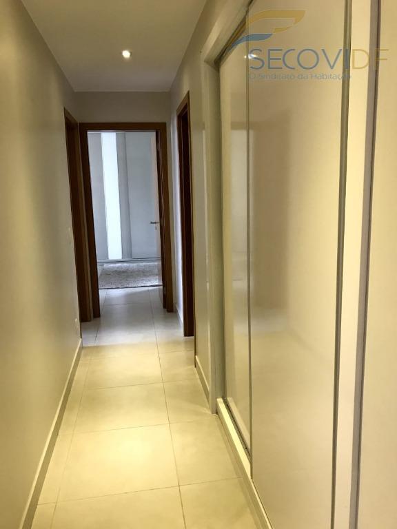 13 corredor - QUADRA 204 QUATTRO MIRANTE RESIDENCE