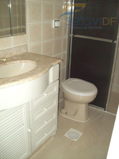 sqs 416, asa sul - brasília/dfalugue com cartão de crédito* apartamento composto de sala ampla, 02...