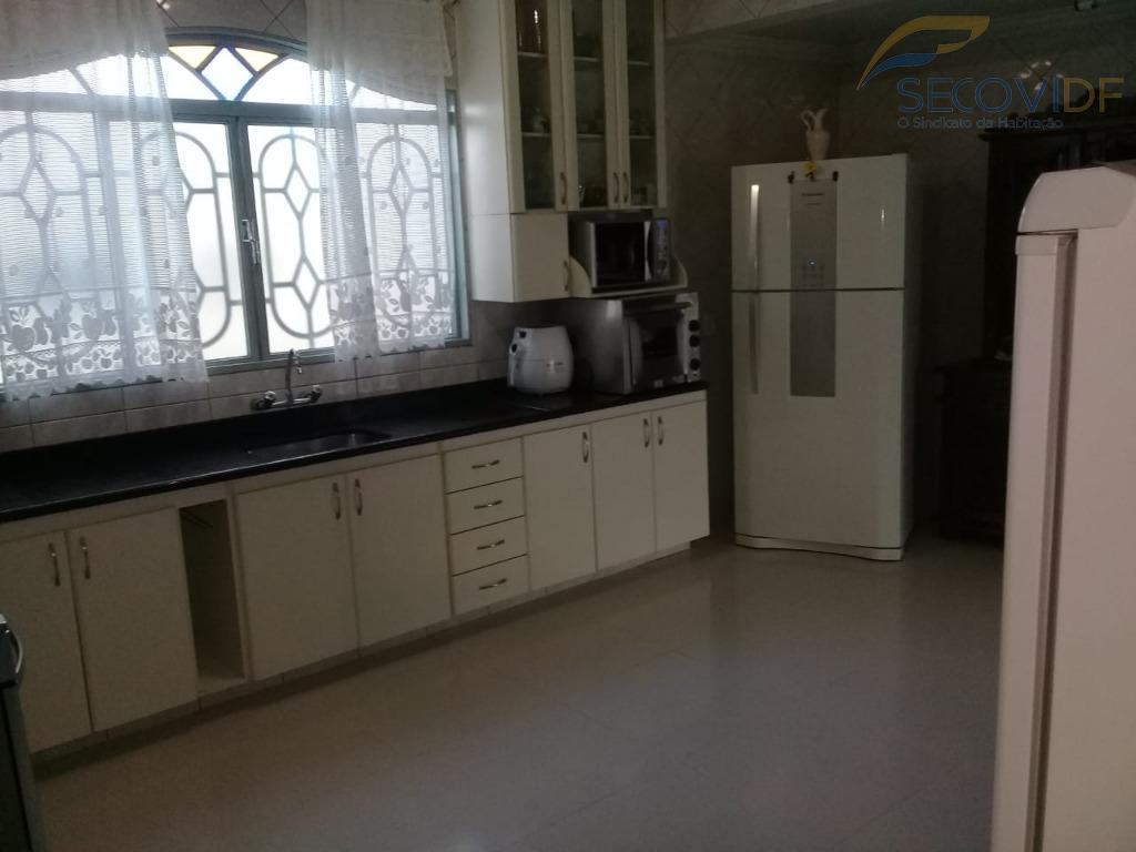 06 cozinha -  Quadra QE 34 Conjunto F