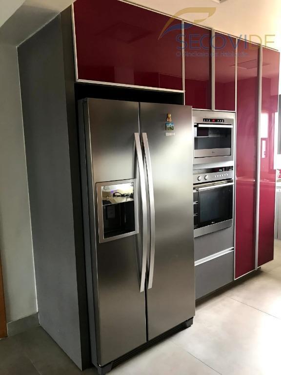 11 cozinha - QUADRA 204 QUATTRO MIRANTE RESIDENCE
