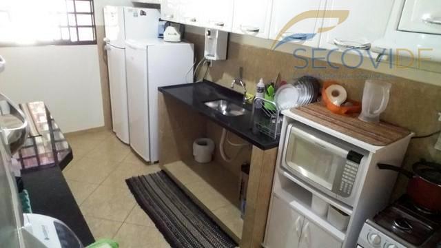 03 cozinha - QUADRA 03 CONJUNTO B CONDOMINIO PRIVE I