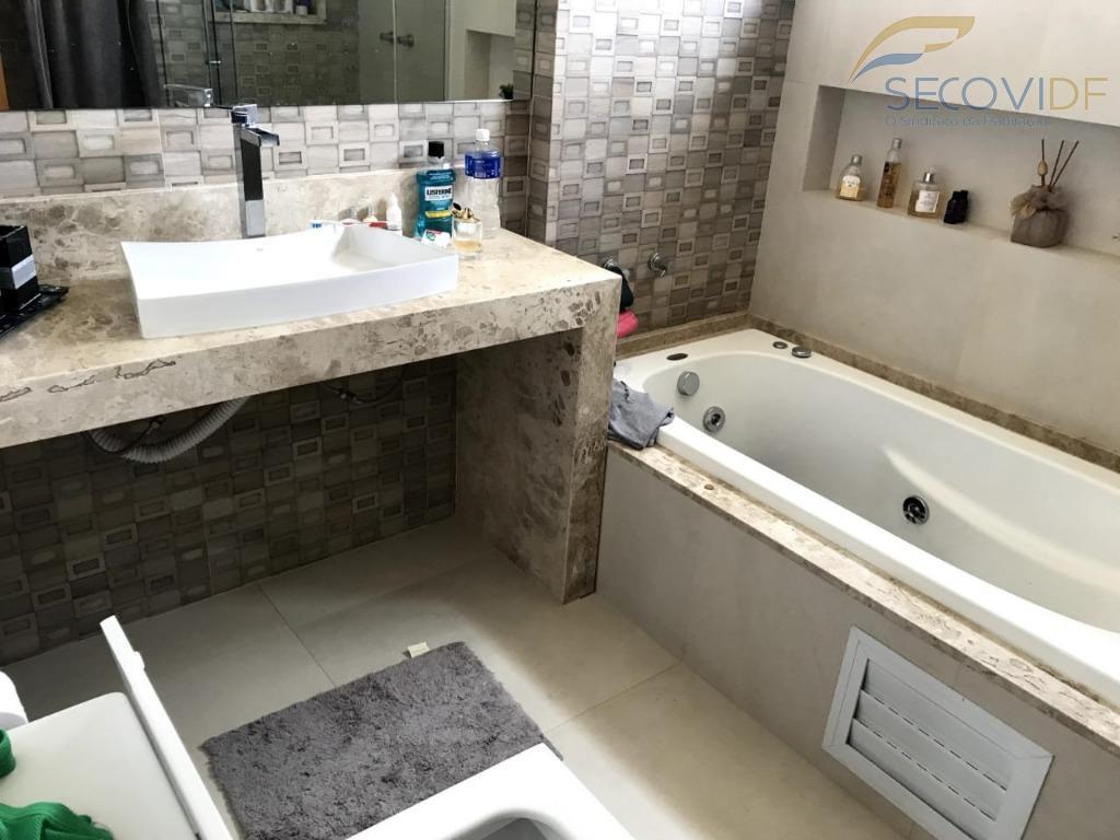 20 banheiro - QUADRA 204 QUATTRO MIRANTE RESIDENCE