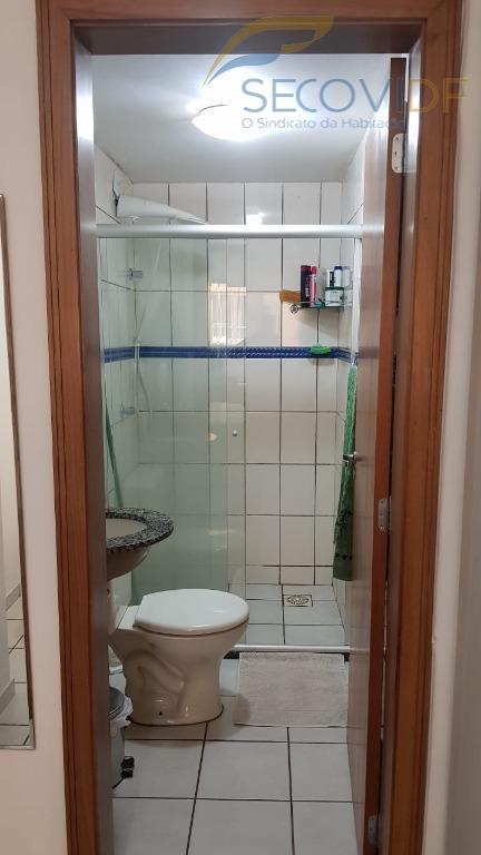 14 banheiro - QI 05 BLOCO A COSTA DO MARFIM