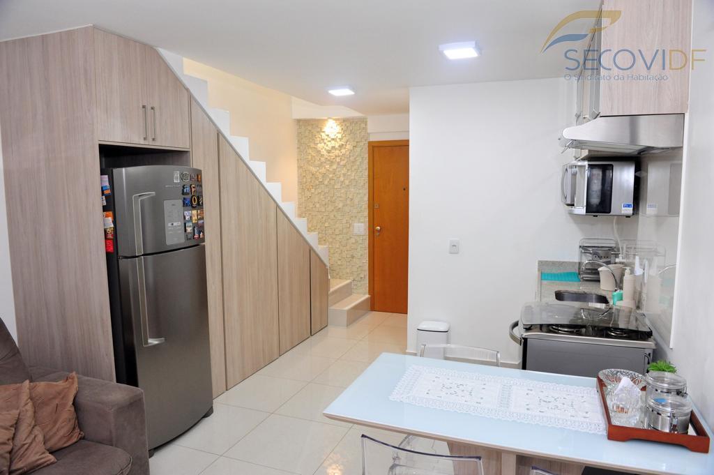 ca 9 san giovani - lago norte apartamento duplex 3º e 4º andar, nascente, vista livre...