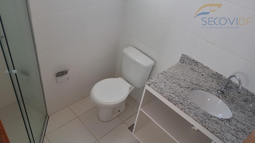 09 banheiro - QS 502 RESIDENCIAL HARMONIA