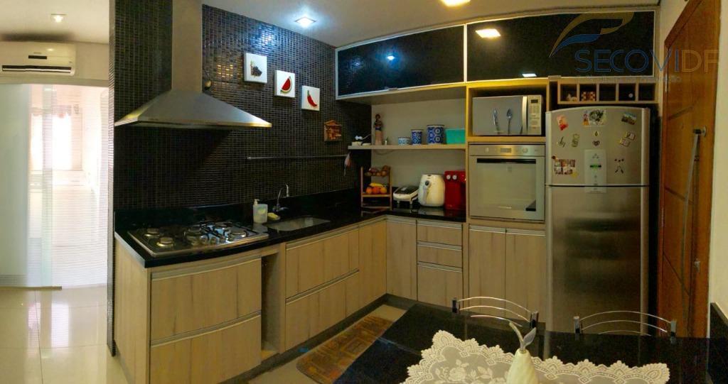 06 cozinha -  RUA 04/03 SUL RESIDENCIAL AGUAS CLARAS II