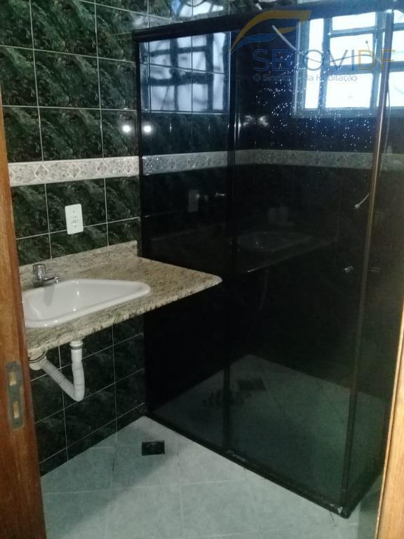 14 banheiro -  Quadra QE 34 Conjunto F