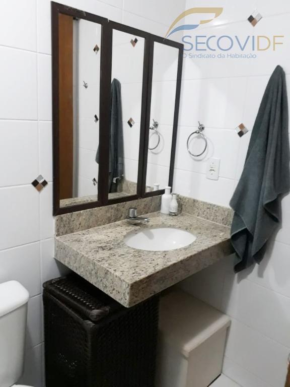 rua 13 norte - cittá residende - águas clarasapartamento composto de sala, 02 quartos sendo 01...