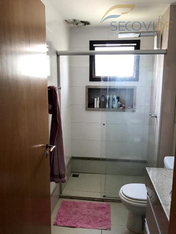 22 banheiro - QUADRA 204 QUATTRO MIRANTE RESIDENCE