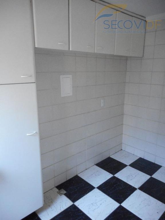 04 cozinha - QI 27 JARDINS DO GUARÁ