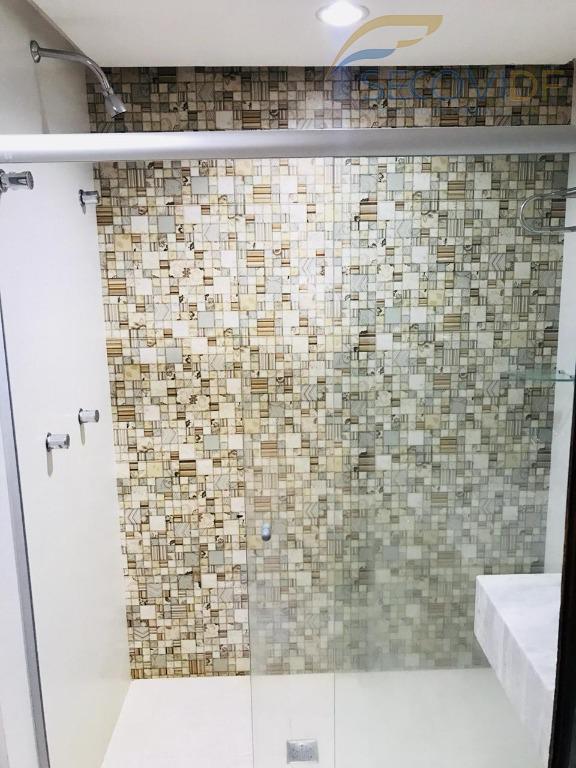 11 banheiro - SHTN TRECHO 01 LIKESIDE HOTEL
