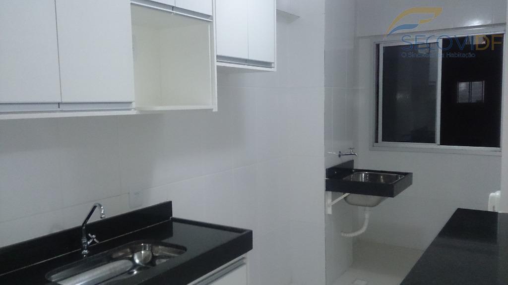 02 cozinha - QI 03 ALTOS DE TAGUATINGA