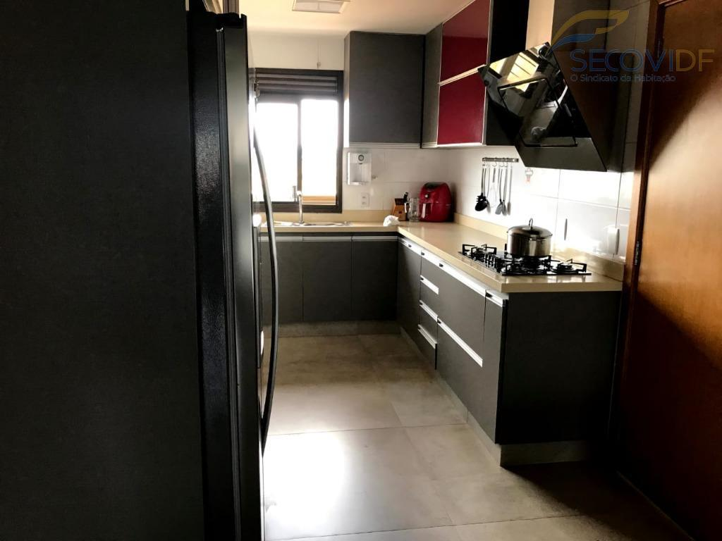 10 cozinha - QUADRA 204 QUATTRO MIRANTE RESIDENCE
