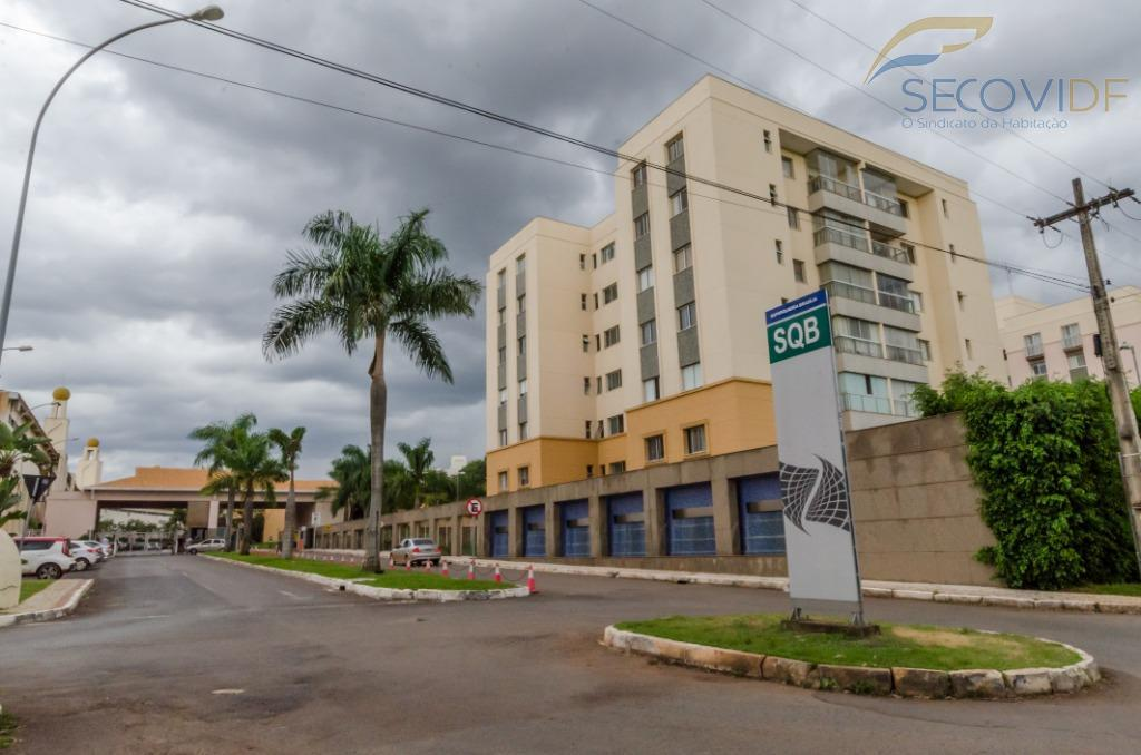 sqb 02-a bloco m - guaráapartamento bem localizado em área estratégica de brasilia, próximo a eptg.composto...