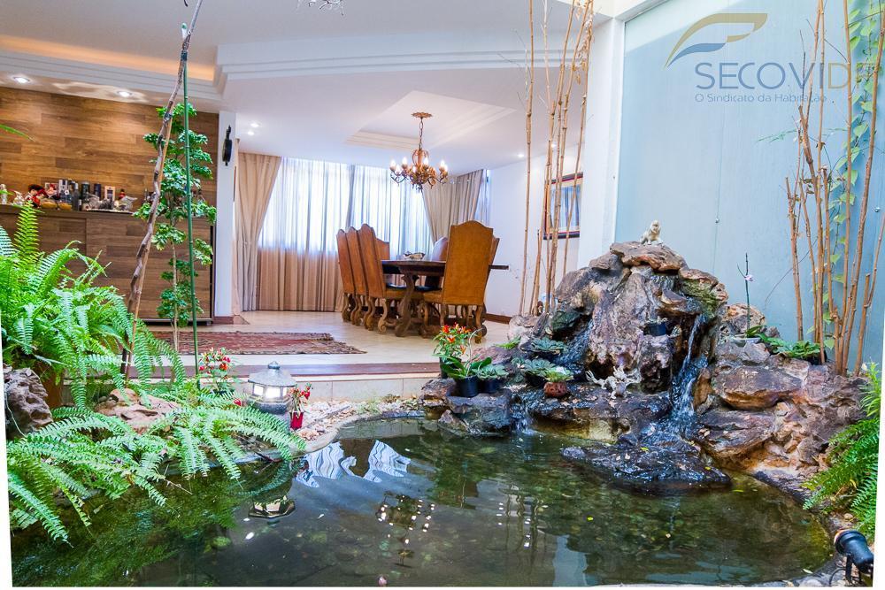 shin ql 03 - lago norte**imóvel aceita permuta**casa composta por: ampla sala com três ambientes, pequeno...