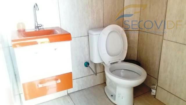 09 banheiro - QUADRA 03 CONJUNTO B CONDOMINIO PRIVE I