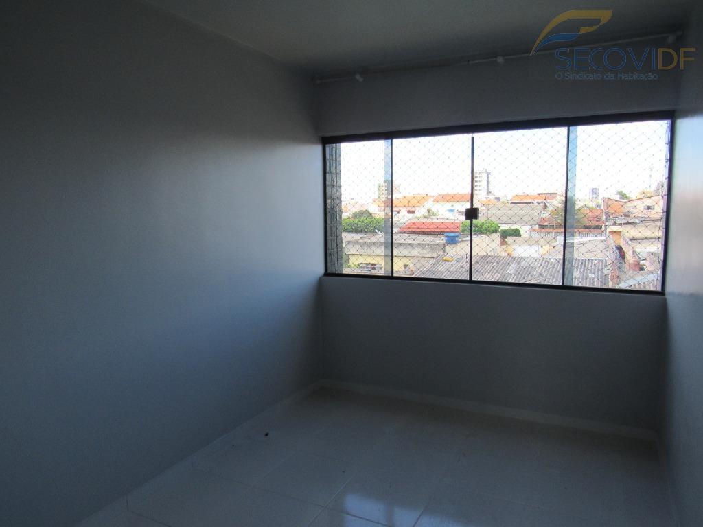 apartamento com 2 dormitórios para alugar- qnd 26, bloco b, vila verde - taguatinga norte -...