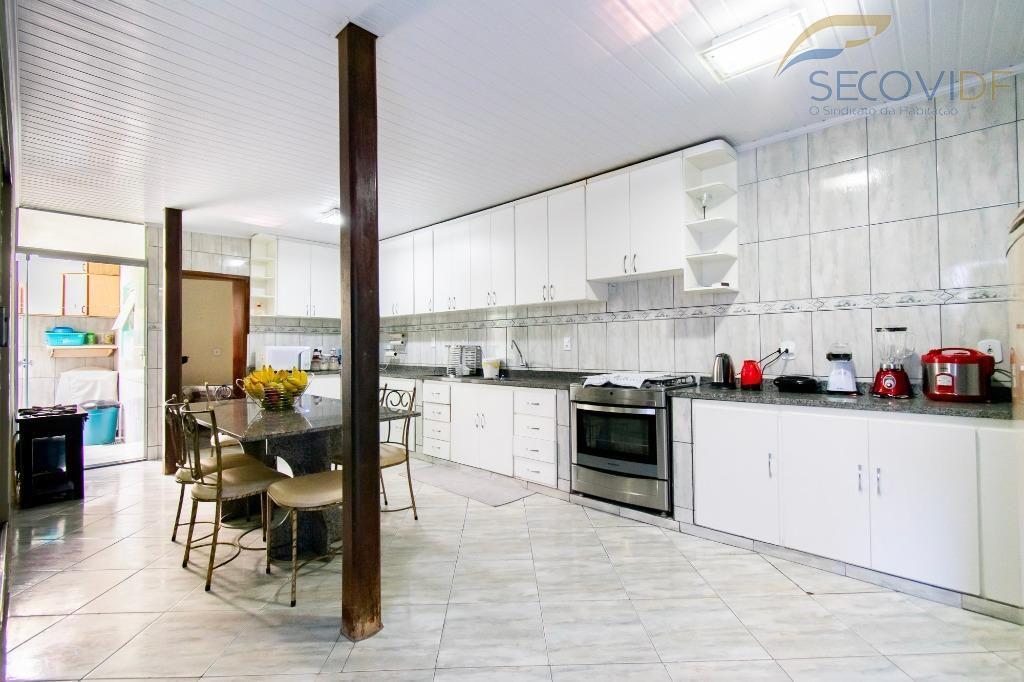 8 - Cozinha - Quadra QNL 19
